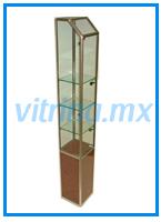 Vitrinas peque as vitrinas vidrio vitrinas cristal - Vitrinas pequenas ...